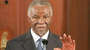 Thabo M Mbeki