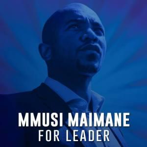 Mmusi for DA Leader