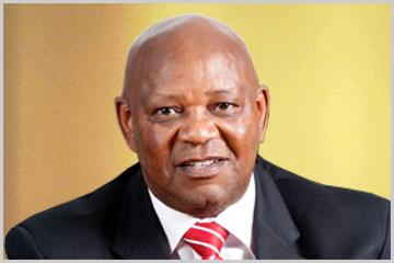 Rev Dr Vukile Mehana