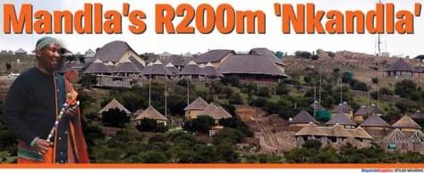 Mandla Mandela's Nkandla