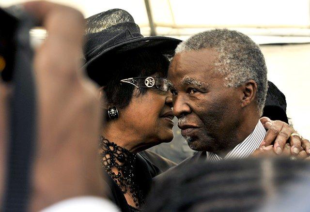 Mbeki Winnie