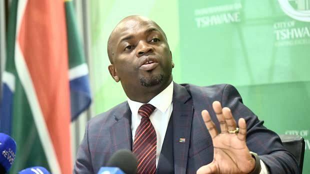 Tshwane mayor 2018